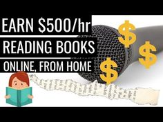 Get Paid To Read Books - sites to make money reading Busy At Work, Work From Home Jobs, Earn Money Online, Online Jobs, Make Money From Home, Way To Make Money, Leadership, Entrepreneur Books, Books For Teens