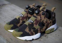 Bape x mita sneakers x Reebok Insta Pump Fury - Arriving at Retailers -  SneakerNews.com dca35efb9