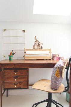 old desk