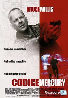 Codice Mercury (1998) in streaming