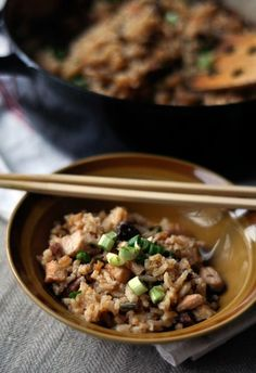 Recipe: Chinese No Clay-Pot Chicken with Soy & Ginger — Best Healthy Casseroles Contest