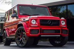 Mercedes G55 AMG I will own this car!