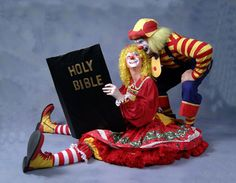 clowning for christ
