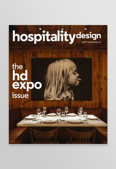 Discover Leuca and Weslight in an exclusive editorial cover story in the May issue of Hospitality Design Magazine