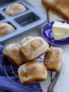Babette: Hagymás minikenyér Portobello, Granola, Pretzel Bites, Onion, French Toast, Bakery, Goodies, Yummy Food, Sweets