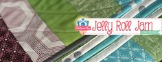 HOW TO MAKE A JELLY ROLL JAM QUILT