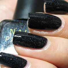 one for the wish list... want to try this with inm silver holo topcoat for even more shimmer!