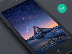 30-menu-interaction-iphone-app-ui-animation