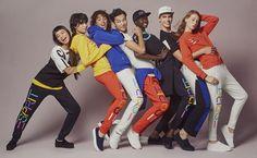 """Las firma de moda Opening Ceremony y Esprit colaboran por primera vez, para el lanzamiento de su colección Esprit by Opening Ceremony, una iniciativa que reinterpreta las claves de la marca californianas en sus años más icónicos, los 80 y 90. """""""