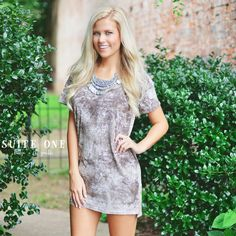 Tye (dying) for this dress! To order, call us at 4794342318!