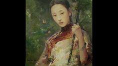 Hu Jun Di  ~ China painter