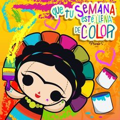 #mariasINC #doll #colors #muñeca