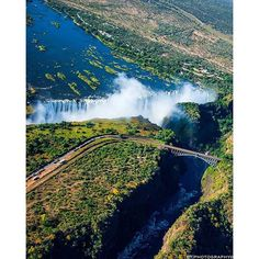 //our second adventure is at Victoria Falls Zambia and Zimbabwe\\ Photo credit: @brianthio #adventure #adventurer #amazingnature #awesomenature #beautiful #ditchcomfort #explore #explorza #explorenature #exploretheworld #lovely #nature #ourplanetdaily #photo #photography #scenery #travel #traveler #thatsdarling #traveltheworld #vsco #vscocamera #world by adventures_of_life__