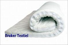 160x200 Koudschuim HR35 Topmatras - Bruker Textiel Slaapcomfort