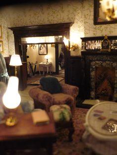 Practical Magic Dollhouse