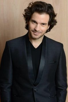 from Blaise is santiago cabrera gay