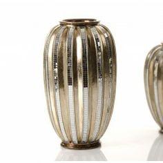 jarrn dorado decoracin cm en nurybacom tu tienda de muebles y decoracion online