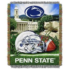 Use this Exclusive coupon code: PINFIVE to receive an additional 5% off the Penn State University HF Tapestry Throw at SportsFansPlus.com
