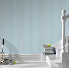 Graham and Brown Fuse Wallpaper - Light Blue