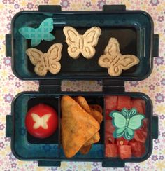 Butterfly Bento
