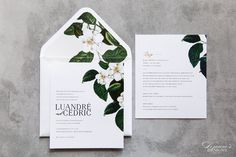 We specialise in creating exclusive wedding stationery such as invitations, save-the-date cards, etc Making Wedding Invitations, Invites, Stationery Design, Wedding Stationery, Match Making, Save The Date Cards, Gold Foil, Greenery, Florals