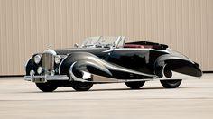 1947 Bentley Mark VI Franay