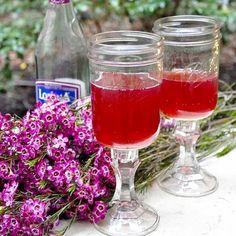 Wine Glass of Mason Jars