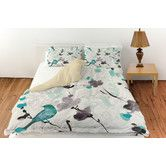 Found it at Wayfair - Flowing Florals Duvet Cover Collection