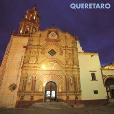 Did you know that in 1996, Querétaro was written on the list of World Heritage by UNESCO? // ¿#SabiasQue en 1996, Querétaro fue inscrita en la lista del Patrimonio Mundial de la @UNESCO?