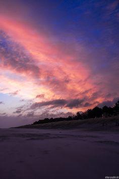 Zingst Sonnenaufgang