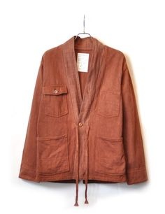The Good China / Rust jacket top