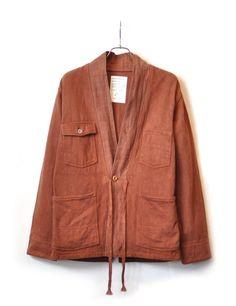 The Good China / Rust jacket top