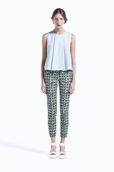 COS Womens and Mens Spring Summer 2012 Lookbook |