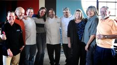 Imagine cooking a meal for these great chefs...that's what our Southwest Bootcampers did!