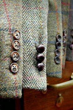 Tweed « Duncan James of Walsall