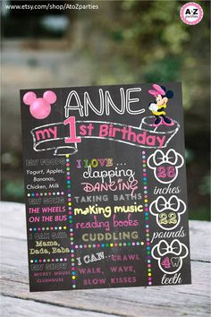13 best chalkboard birthday signs images on pinterest chalkboard