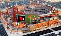 Philadelphia, Citizen's Bank Ballpark.