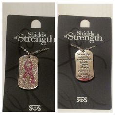 Thank you to Shields of Strength for this beautiful courtesy gift!  I love it! www.checkthemdaily.com