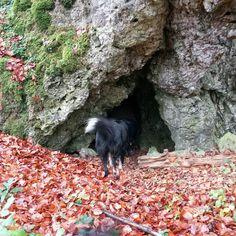 Kleine #Höhle in der Nähe von #Stierberg #FränkischeSchweiz