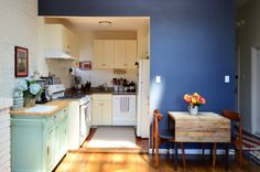 Small, Functional & Stylish New York Kitchens | Apartment Therapy