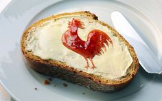 Good Morning Toast: Rooster Jam