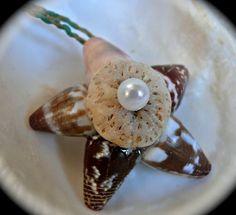 Hawaii Seashell Christmas Ornament