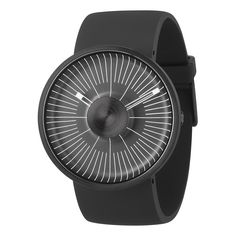 Produced by ODM, the MY03 Hacker is design by British industrial designer Michael Young. #watches #design