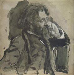 Valentin Serov sketch