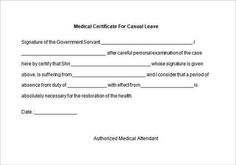 leave of absence template medical certificate template free word pdf documents