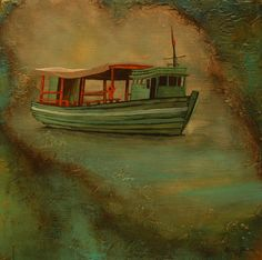 On A Boat - kendra baird
