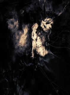 Dark art photography, creepy monster, macabre art, dark artwork, horror m. Arte Horror, Horror Art, Horror Movies, Creepy Art, Scary, Creepy Stuff, Dark Art Photography, Creepy Monster, Dark Artwork