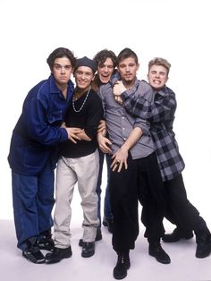 Take That fans, today could be your lucky day! Word on the grapevine is that Robbie Williams may be returning to familiar territory and joining the boys on Take That Band, Jason Orange, Gary Barlow, 90s Girl, Robbie Williams, Band Posters, Teenage Dream, Cool Bands, Fangirl