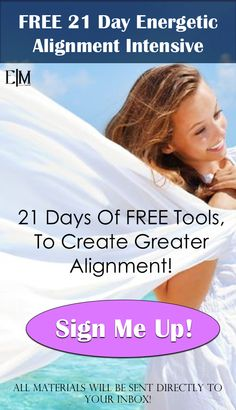 """Did you know that we offer over 17 Energetic Videos, 4 Energetically Activated Mp3's and 7 Integration worksheets, Light Language Healing Transmissions and MORE in our FREE 21 Day Program? It's IMPOSSIBLE to not have """"Shift"""""""
