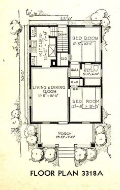 Under 500 sq ft house plans google search small house for Small house plans under 600 sq ft